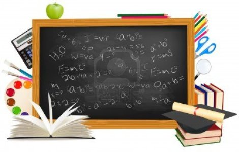 9335201-back-to-school-black-desk-with-school-supplies-vector